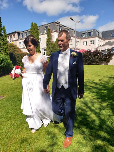 Weddings at The Anner Hotel